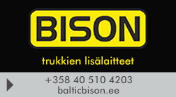 Baltic Bison Oü logo